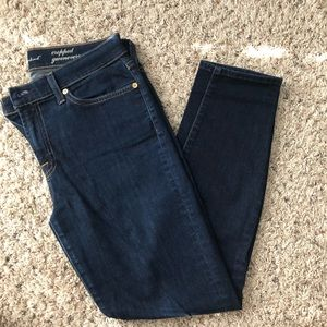 7 for all Mankind cropped Gwenevere Jean